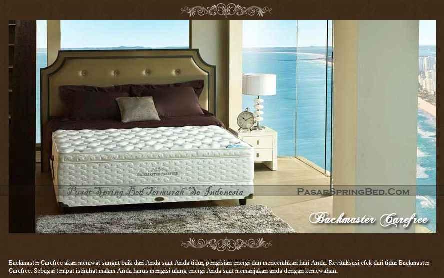 Harga Lady Americana Spring Bed TERMURAH Di INDONESIA