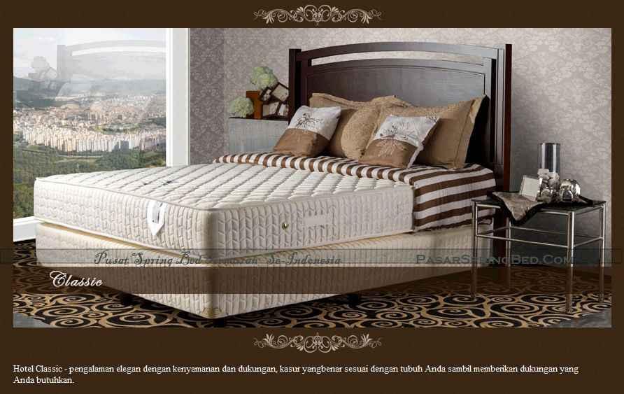 Harga Lady Americana Spring Bed PALING MURAH Di INDONESIA