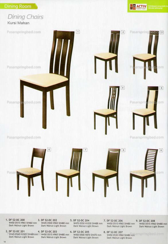 ACTIV Dining Chairs
