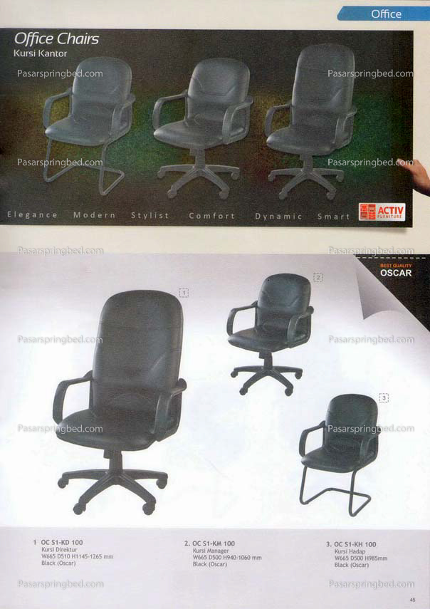 ACTIV Office Chairs 1