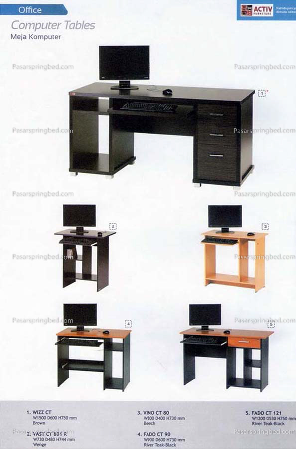 ACTIV Office Computer Desks
