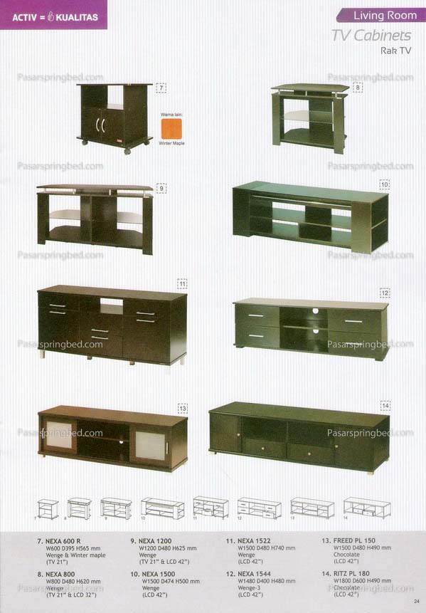 ACTIV TV Cabinets 2