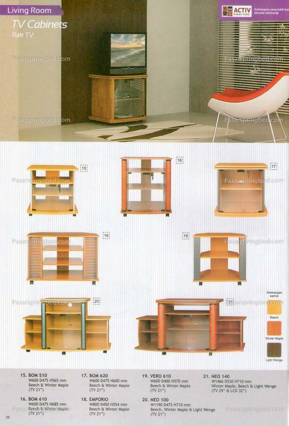 ACTIV TV Cabinets 3