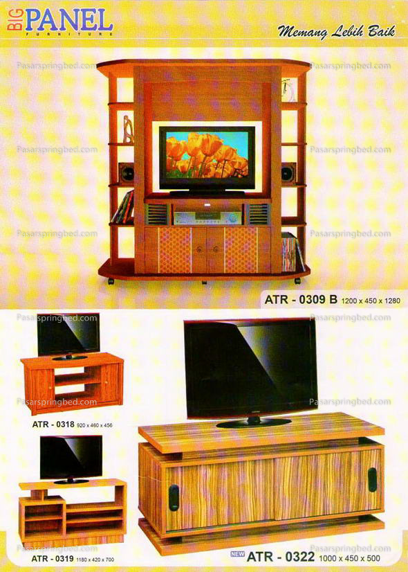 BIGPANEL Wall Units & TV Cabinets 3