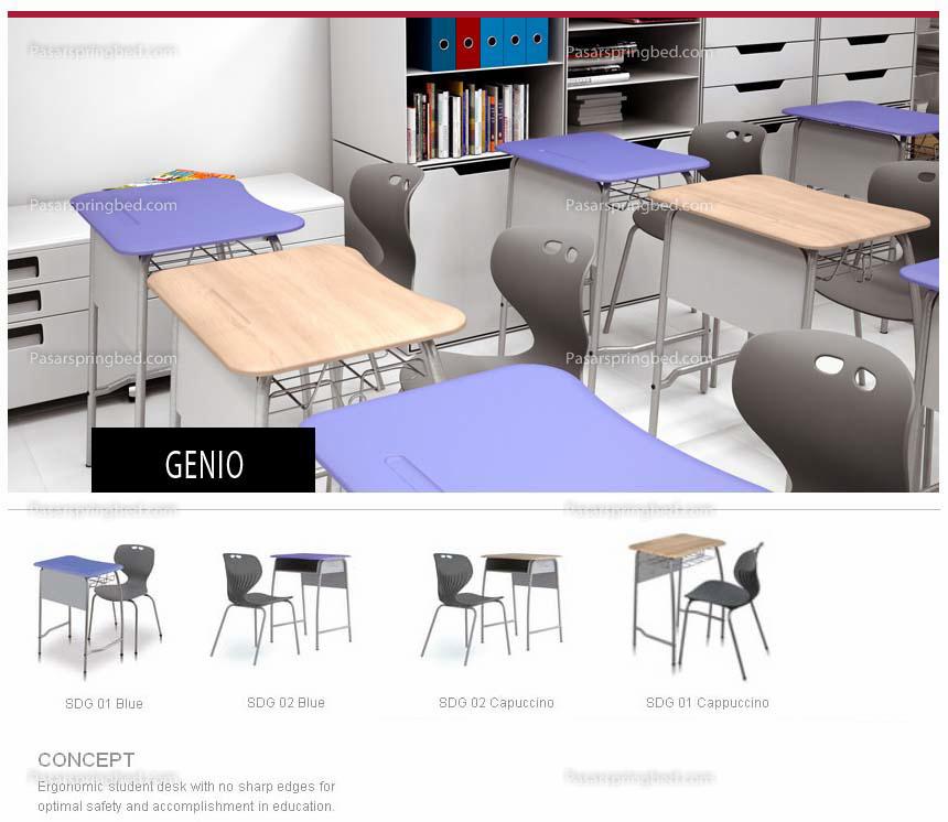 Highpoint Student Desk Genio 1