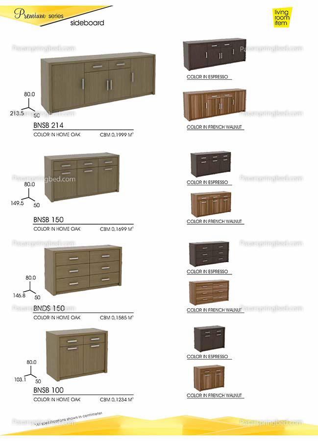 Pro Design Side Board 4