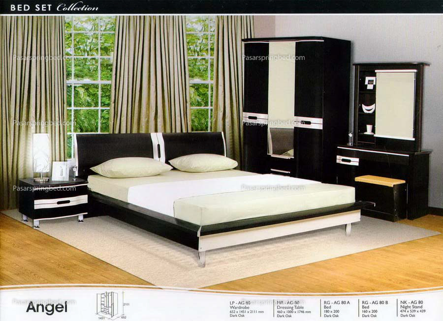 SILENT Bed Sets 6