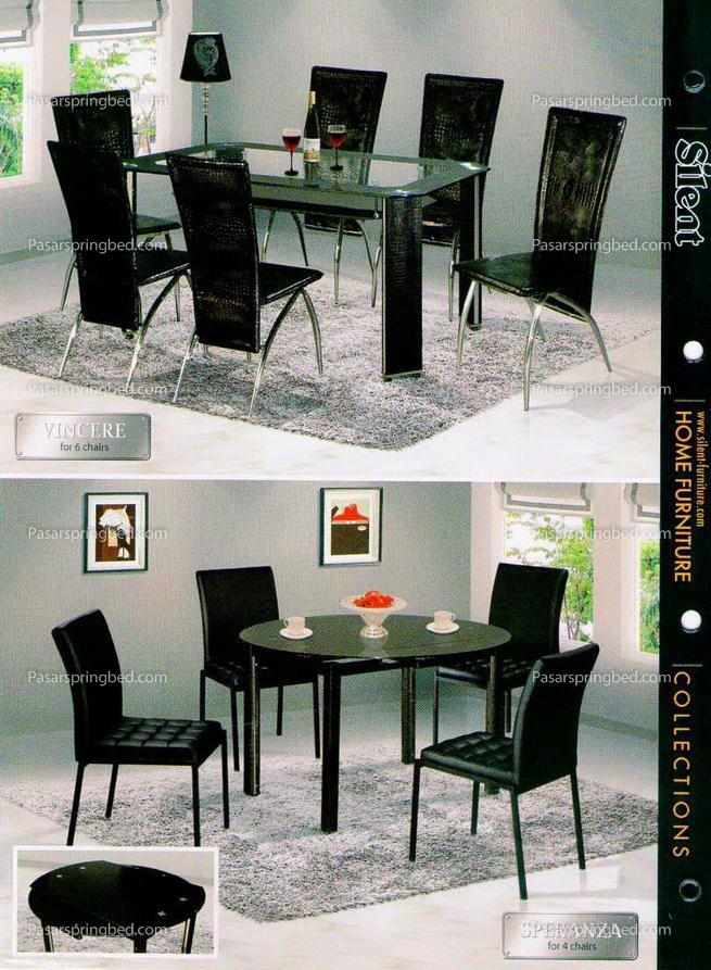 SILENT DinningSet PlatinumSeries 3